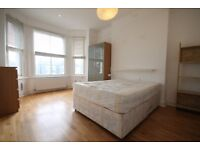 A BRIGHT AND SPACIOUS (THREE) 3 BED/BEDROOM FLAT - TUFNELL PARK N19