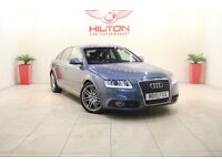 Audi A6 2.0 TDI S Line Special Edition Multitronic 4dr (blue) 2010