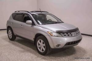 2004 Nissan Murano SL - Leather interior with Sunroof