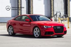 2014 Audi RS 5 V8 4.2 Navi & Sports Exhaust Pack w/Titanium Pack