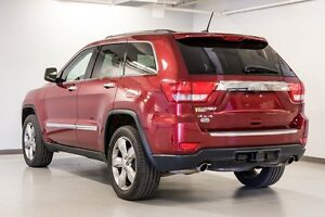 2012 Jeep Grand Cherokee OVERLAND GARANTIE D'UN AN INCLUSE ! West Island Greater Montréal image 4