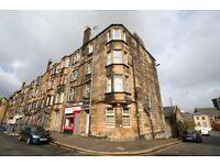 1 Bed Part-furnished Flat, Orchard St, Paisley