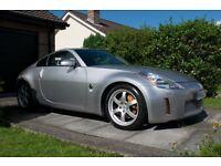 "2005 Nissan 350Z GT UK Spec (276bhp, LSD, 18"" Rays Alloys, Brembo Brakes, Leather)"