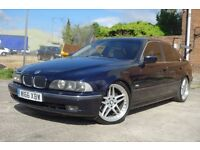BMW 540i GOOD HISTORY+RARE CAR