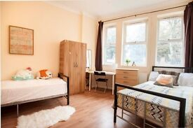 ++Amazing&Lovely Twin-Room in East Ham!!++