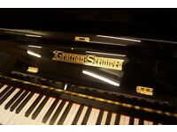 Grotrian Steinweg upright piano, restored case, FREE UK delivery