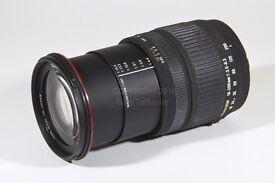 Sigma 18-200 DC f3.5-6.3 AF Lens. Sony A mount