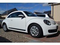 Volkswagen Beetle TSI 2012 (62 plate) White FSH
