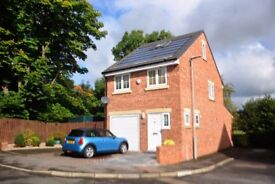 3 Bed Detached With Study, In A Sought After Part Of Lanchester, Ready To Move In To, Available Now.
