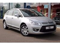Citroen C4 1.6 HDi 16v VTR+ EGS 5dr (DPFS) p/x welcome FREE WARRANTY , FULL HISTORY