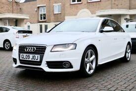 Audi A4 1.8 TFSI S Line 4dr, HPI Clear, Excellent condition