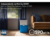 BLUEAIR BLUE PURE 221 Air Purifier - Brand New - Boxed, Argos price £349 Bargain @ £165!