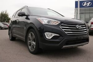 2015 Hyundai Santa Fe XL LTD | LEATHER | NAV SYSTEM | LOW KMS