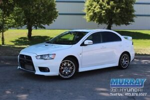 2015 Mitsubishi LANCER EVOLUTION MR   S-AWC