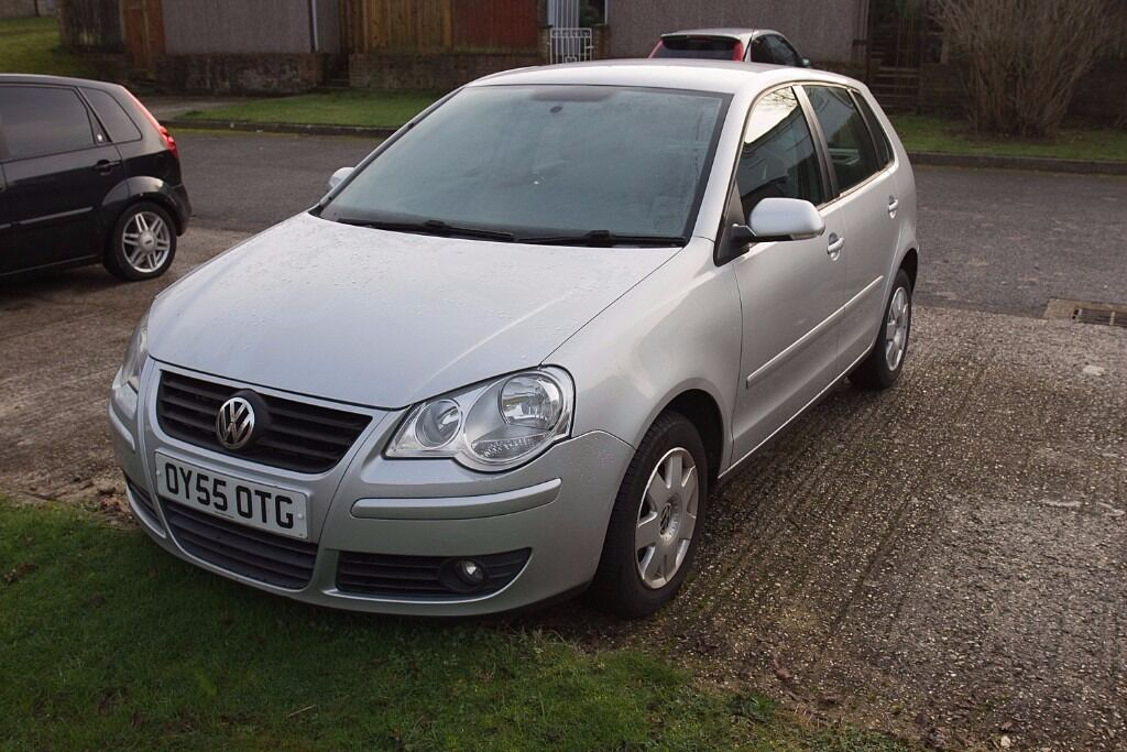 vw polo 2005 1 4 tdi diesel reliable economical 5 door manual low mileage fsh new mot. Black Bedroom Furniture Sets. Home Design Ideas