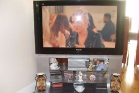 42ins television, exellent condition and working order complete with own stand.