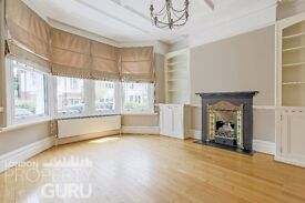Massive 4 bed/ 3 bath/ 2 recep Private garden and parking, cinema Wimbledon SW19