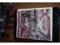 HMFC Planet Hearts Magazines - All Issues