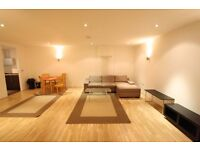 Very large 2 double bed loft style apartment, by Aldgate East tube station, luxury spec throughout