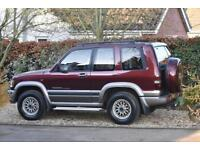 Isuzu Trooper Citation