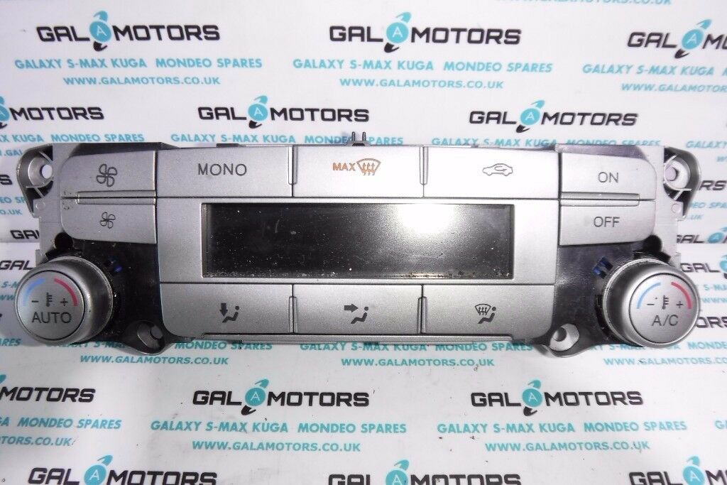 FORD GALAXY S-MAX DIGITAL CLIMATE CONTROL UNIT 2006-2010 AR07