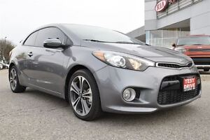 2015 Kia FORTE KOUP 2.0L EX Kitchener / Waterloo Kitchener Area image 2