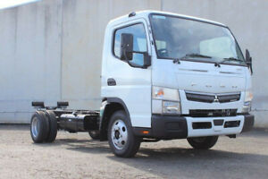 Fuso Canter 515 WIDE MWB AMT Cab chassis Rocklea Brisbane South West Preview