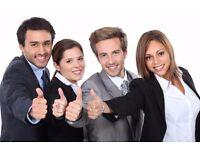 Receptionist administration role in Architecture company.