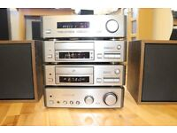 Sony Scala S2 High End Stereo System with BOSE speakers - owsome sound