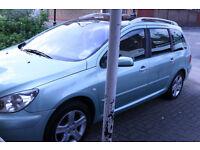 Peugeot 307 SW 1.6 16v SE 5dr (a/c)