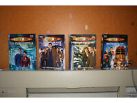 Dr Who Books 2005 - 2009
