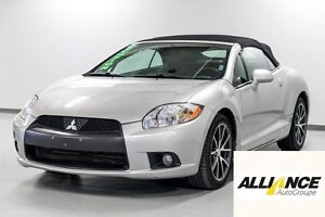 2012 Mitsubishi ECLIPSE SPYDER GS - GROUPE SPORT - EXCELLENTE CO