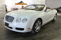 2007 Bentley Continental GT Convertible, Heated Leather, Navigat