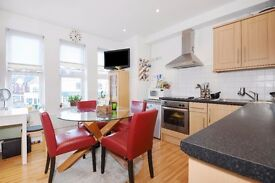 A well presented one bedroom first floor flat to rent in Wimbledon Park.