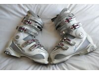 Ladies Salomon Atomic Ski Boots