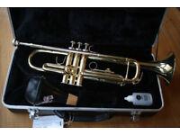 Bach prelude TR700 Trumpet