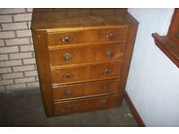 Chest of Draws £25