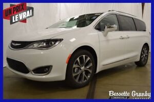 2018 Chrysler Pacifica Limited +8 Passagers, Hitch+
