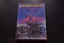Middle Earth MERP ICE Role-playing game