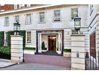**Luxury two bedroom flat**Park Lane**Mayfair** 24hr Porter**