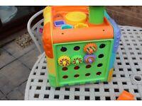 Children's Multi Activity Cube