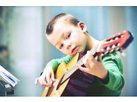 Kids Guitar Club - All Abilities