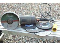 """Black & Decker 7"""" disc grinder (reduced for quick sale)"""