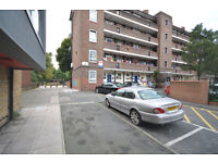 Two bedroom fourth floor apartment to let located on London E1