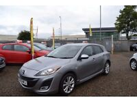 2009 Mazda3 1.6 Sport Hatchback 5dr 3 Month RAC Nation Warranty