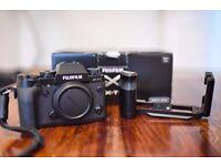 Fujifilm X-T1 Camera, Boxed and additional accessories