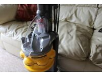 Dyson DC14 Fully Serviced Excellent on Carpets & Pet Hair, NEW MOTOR FITTED!!