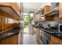 SW17 9RH - IPSWICH ROAD - A STUNNING 4 BED 2 BATH HOUSE AVAILABLE FURNISHED WITH PRIVATE GARDEN