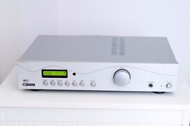 Acoustic Solutions SP101 hifi separates amplifier with phono input