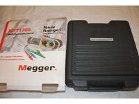 MFT1711 Megger 17th Edition Multifunction Tester